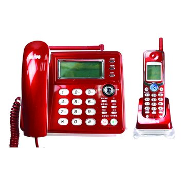 SAMPO 聲寶 CT-W413ML聲寶來電顯示型無線電話