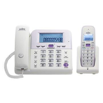 SAMPO 聲寶 CT-W1103NL 2.4Ghz高頻數位無線電話