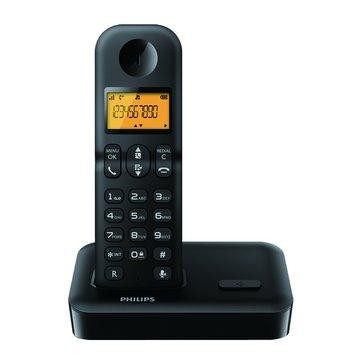 PHILIPS 飛利浦 D1501B 數位無線電話(福利品出清)
