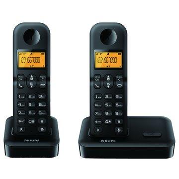PHILIPS 飛利浦 D1502B 數位無線電話(福利品出清)