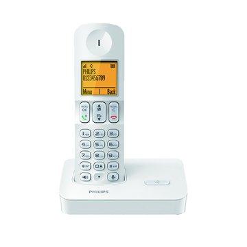 PHILIPS 飛利浦 D4001W HQ Sound中文無線電話(福利品出清)