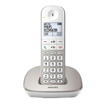 PHILIPS 飛利浦XL4901S 免持聽筒無線電話(福利品出清)