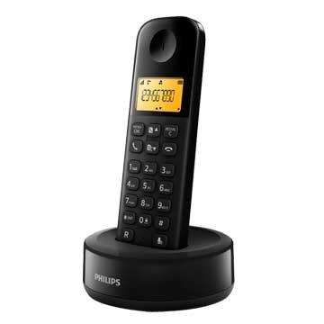 PHILIPS 飛利浦 D1301B (黑)數位無線電話