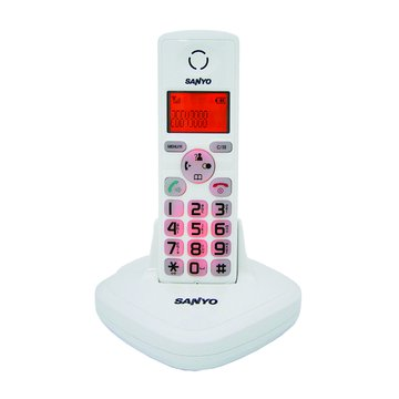 SANLUX 台灣三洋 CLT3601免持擴音數位無線電話機(福利品出清)