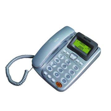 SANLUX 台灣三洋 TEL805來電顯示有線電話機(福利品出清)