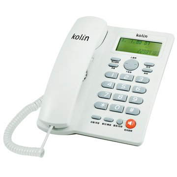 kolin 歌林KTP-1101L 來電顯示有線電話機