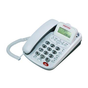 PROTON 普騰PTE-002 來電顯示話機(福利品出清)