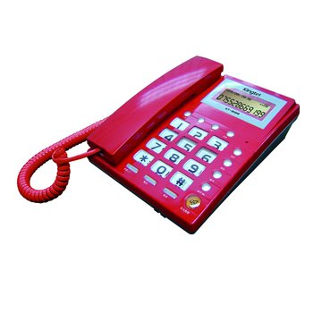 Kingtel 西陵KT-8188超大鈴聲有線電話機(福利品出清)