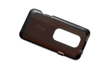 HTC 宏達電 TP C630 EVO 3D原廠透明保護套