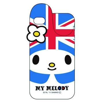 GDiPhone4/4SMelody立體兔耳保護套(大英