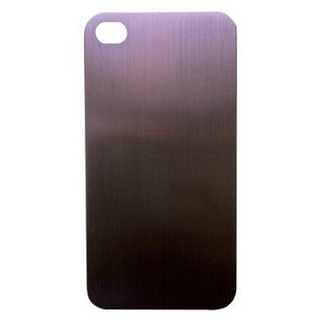 Link All iPhone4S 鈦合金-(棕) 保護殼