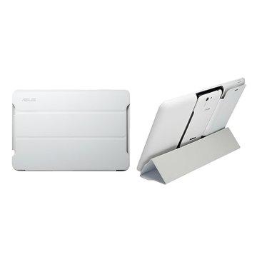 ASUS 華碩華碩PadFone S 平板基座(P93L)側翻皮套-白