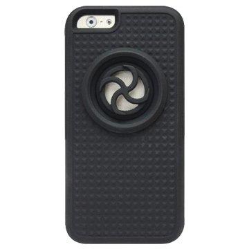 iPhone6(4.7吋)擴音喇叭保護套-灰色