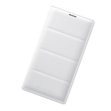 SAMSUNG 三星 三星Note 4原廠翻頁式皮套-白