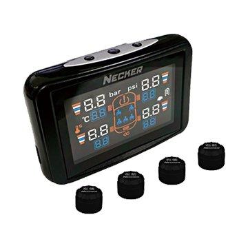 耀星NECKERTPC胎外式LCD彩屏胎壓偵測器(福利品出清)