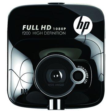 hp 惠普 F200 1080P 行車紀錄器+16G卡(福利品出清)