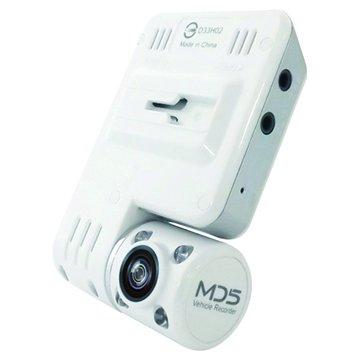 Marbella 神攝手 MD5 行車影音記錄器 白(福利品出清)