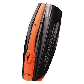SBK S1 機車行車紀錄器 螢光橘(福利品出清)