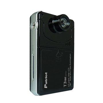 Patriot 愛國者 T3w 夜拍王者低照度行車記錄器+8G(福利品出清)