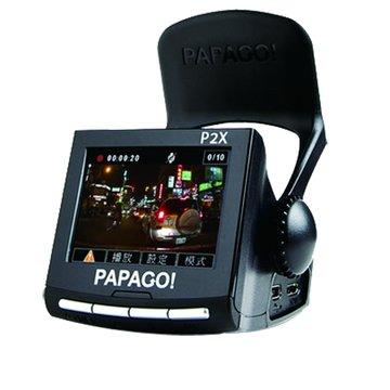 papago 趴趴走 P2X 1080P夜視加強測速行車記錄(福利品出清)