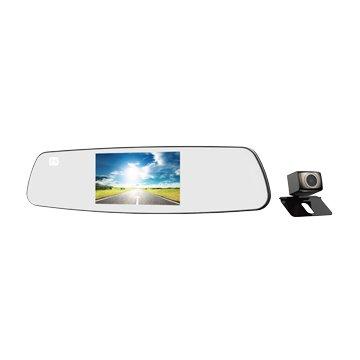 大通 V90 後視鏡高畫質雙鏡行車記錄器