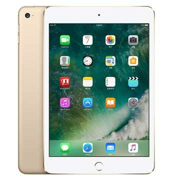 APPLE 蘋果 iPad mini 4(4G版/32G/金)MNWG2TA/A(福利品出清)