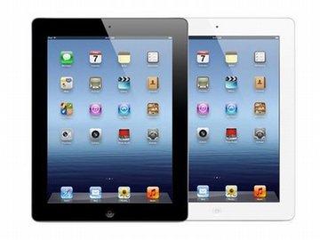 APPLE 蘋果New iPad-64G(Wi-Fi+行動網路)白