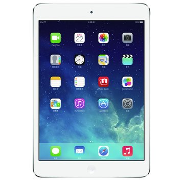 APPLE 蘋果 iPad mini2 (WiFi/16G/白)(福利品出清)