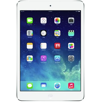 APPLE 蘋果 iPad mini2 (WiFi/128G/白)(福利品出清)