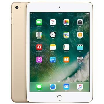 APPLE 蘋果 iPad mini 4(WIFI/32G/金)MNY32TA/A(福利品出清)
