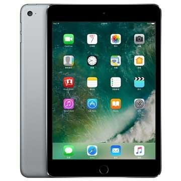 APPLE 蘋果 iPad mini 4(4G版/32G/太空灰)MNWE2TA/A(福利品出清)