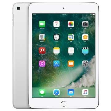 APPLE 蘋果 iPad mini 4(4G版/32G/銀)MNWF2TA/A(福利品出清)