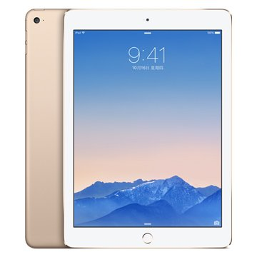 APPLE 蘋果 iPad Air 2(WIFI/16G/金)MH0W2TA/A(福利品出清)