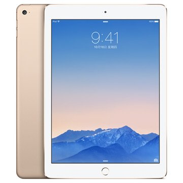 APPLE 蘋果 iPad Air 2(WIFI/16G/金) D(福利品出清)