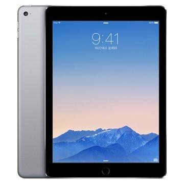 APPLE 蘋果 iPad Air 2(4G版/16G/太空灰)MGGX2TA/A(福利品出清)