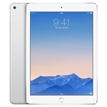 APPLE 蘋果 iPad Air 2 (4G版/128G/銀)MGWM2TA/A(福利品出清)