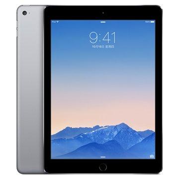 APPLE 蘋果 iPad Air 2 (4G版/128G/太空灰)(福利品出清)