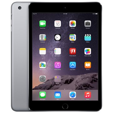 APPLE 蘋果 iPad mini3 (WIFI/16G/太空灰)(福利品出清)