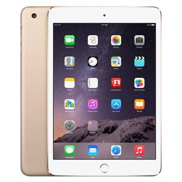 APPLE 蘋果 iPad mini3 (WIFI/64G/金)MGY92TA/A(福利品出清)