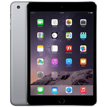 APPLE 蘋果 iPad mini3 (WIFI/64G/太空灰)(福利品出清)