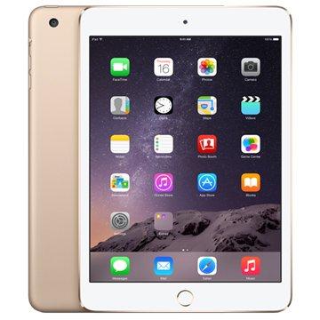 APPLE 蘋果 iPad mini3 (4G版/64G/金)MGYN2TA/A(福利品出清)