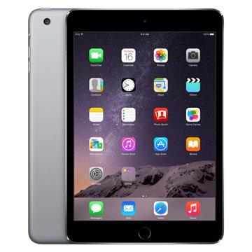 APPLE 蘋果 iPad mini3 (4G版/64G/太空灰)(福利品出清)