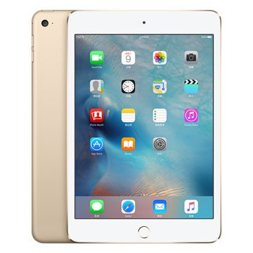 APPLE 蘋果 iPad mini 4(WIFI/16G/金)MK6L2TA/A(福利品出清)
