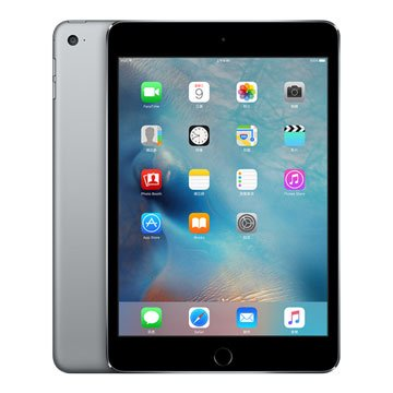 APPLE 蘋果 iPad mini 4(WIFI/16G/太空灰)MK6J2TA/A(福利品出清)