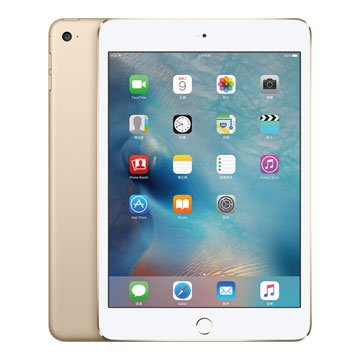 APPLE 蘋果iPad mini 4(WIFI/64G/金)MK9J2TA/A(福利品出清)