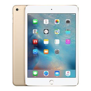 APPLE 蘋果 iPad mini 4(WIFI/128G/金)MK9Q2TA/A(福利品出清)