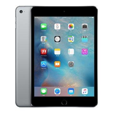 APPLE 蘋果 iPad mini 4(WIFI/128G/太空灰)MK9N2TA/A(福利品出清)