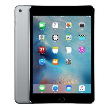APPLE 蘋果 iPad mini 4(4G版/16G/太空灰)MK6Y2TA/A(福利品出清)