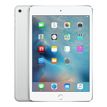 APPLE 蘋果 iPad mini 4(4G版/128G/銀)MK772TA/A(福利品出清)