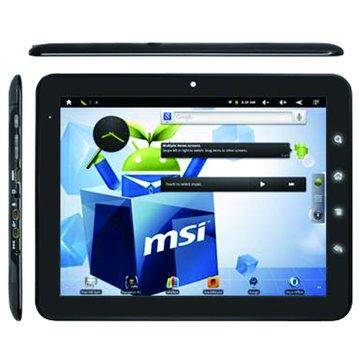 MSI 微星 Enjoy 10 PLUS 10吋平板(WiFi/4G/黑)(福利品出清)